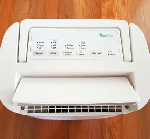 light weight Dehumidifier